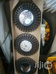 Clock And Mirror Decor | Home Accessories for sale in Lagos State, Lagos Island