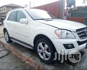 Mercedes-Benz ML350 2009 White | Cars for sale in Lagos State, Lagos Island