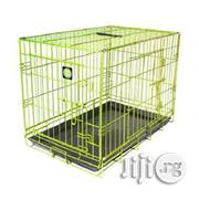 Collapsible Coloured Cage   Pet's Accessories for sale in Lagos State, Agege