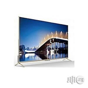 Polystar Smart 4K Andriod TV With Gold Colour (Pv-led55s6600) 55""