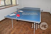 Standard Indoor Blue Table Tennis Board | Sports Equipment for sale in Lagos State, Surulere