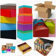 Cartons At Affordable Prices | Manufacturing Services for sale in Lagos State, Agege