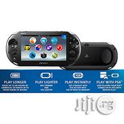 Sony PS Vita Slim - Wifi - Includes 32Gb Black | Video Game Consoles for sale in Abuja (FCT) State, Wuse 2