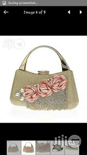 Women's Classic Dinner Flower Clutch Purse   Bags for sale in Lagos State
