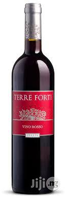 A Carton Of Terre Forti Dry Red Wine | Meals & Drinks for sale in Lagos State, Lagos Mainland