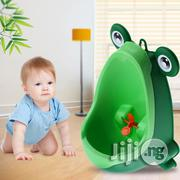 Urinal Frog Shape Vertical Wall-Mounted Pee Convenient Cute Boy Potty | Baby & Child Care for sale in Lagos State, Surulere