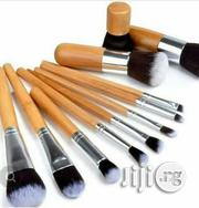 Bamboo Set Of Brush | Makeup for sale in Lagos State, Lagos Mainland