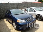 Toyota Corolla 2008 1.6 VVT-i Blue | Cars for sale in Lagos State, Apapa