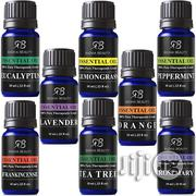 8 Essential Oils 100% Pure Therapeutic Grade (10ml Each)   Skin Care for sale in Lagos State, Lagos Mainland