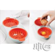 Portable Microwave Oven Egg Cooking Cup Egg Bolier Eggs Poacher | Kitchen Appliances for sale in Lagos State, Surulere