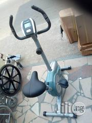 London Use K-H 8200 Neat Tokunbo Magnetic Stationary Bike | Sports Equipment for sale in Lagos State, Surulere