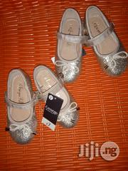 George Girl Gold With Sequins Ballet Flats | Children's Clothing for sale in Lagos State, Lagos Mainland