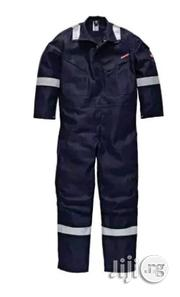 Dickies Flame Retardant Hi Vis Overalls (Royal Blue) | Safety Equipment for sale in Lagos State, Lagos Island