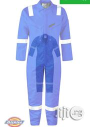 Dickies Firechief Pyrovatex Hi Viz Flame Retardant Lightweight Overall | Safety Equipment for sale in Rivers State, Port-Harcourt