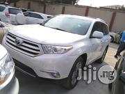 Toyota Highlander 2012 White | Cars for sale in Lagos State, Ikeja