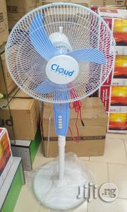 "16"" Solar D C Standing Fan 