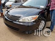 Tokunbo Toyota Camry 2003 Black | Cars for sale in Lagos State, Ikeja