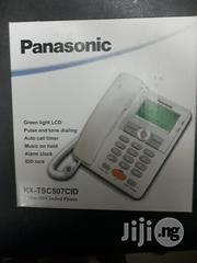 Panasonic Caller ID Table Phone - CID KX-TSC 507 | Home Appliances for sale in Lagos State, Ikeja