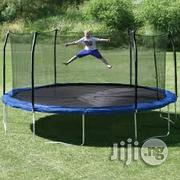 Brand New 15ft American Trampoline With Net | Sports Equipment for sale in Rivers State, Port-Harcourt