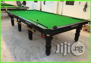 12ft Old English-Style Professional Marble Billiard Board | Sports Equipment for sale in Lagos State, Surulere