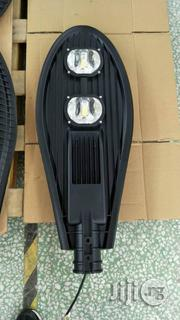 Philips 100w Led Street Light Fitting | Solar Energy for sale in Lagos State, Amuwo-Odofin