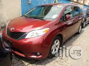 Toyota Sienna 2011 Red | Cars for sale in Lagos State, Amuwo-Odofin