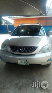 Clean Lexus Rx 330 2004 Silver For Sale | Cars for sale in Rivers State, Obio-Akpor