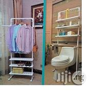 4 Layers Bathroom And Kitchen Convertible Storage Shelf   Furniture for sale in Lagos State, Lagos Island