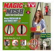 Magic Mesh Hands-free Insect Anti Mosquito Screen Door Curtain | Home Accessories for sale in Lagos State, Mushin