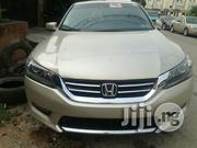 Honda Accord 2013 Gold | Cars for sale in Lagos State, Yaba