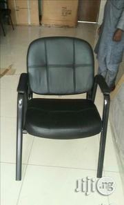 Office Leather Visitors Chair   Furniture for sale in Lagos State, Ajah