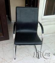Office Imported Durable Leather Visitors Chair   Furniture for sale in Lagos State, Lekki Phase 2
