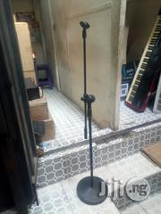 Original Microphone Stand Round Base | Accessories & Supplies for Electronics for sale in Lagos State, Ojo