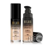 Milani Foundation and Concealer | Makeup for sale in Lagos State, Amuwo-Odofin