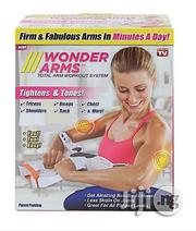 Upper Body Wonder Arm Work Out Machine Builder For Indoor Exercise | Sports Equipment for sale in Lagos State, Mushin