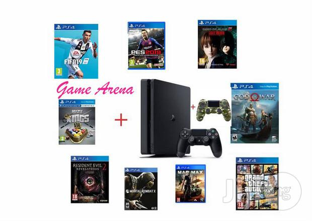 Installation Of Latest Games On Your Ps4/Ps3/Ps2 / Xbox One/ Xbox 360