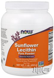 Sunflower Lecithin Powder, 454g | Vitamins & Supplements for sale in Lagos State, Amuwo-Odofin