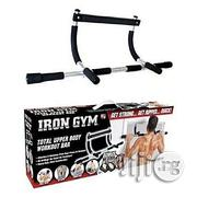 Iron Gym Total Upper Body Workout Bar | Sports Equipment for sale in Lagos State, Lagos Island