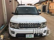 Land Rover LR4 2012 HSE White | Cars for sale in Lagos State, Agege