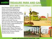 Plots of Land at Treasure Park Gardens (Shimawa) | Land & Plots For Sale for sale in Lagos State, Lagos Mainland