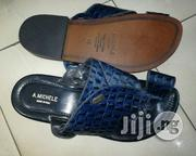 High Quality Leather Italian Brand Pam Sandal by A.Emichele | Shoes for sale in Lagos State, Lagos Island