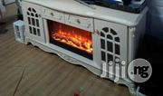 Unique Exotic Fire Place TV Stand | Furniture for sale in Lagos State, Ajah