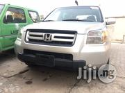 Honda Pilot 2006 EX 4x4 (3.5L 6cyl 5A) Silver | Cars for sale in Lagos State, Ikeja