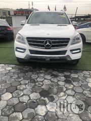 Mercedes-Benz M Class 2014 White   Cars for sale in Lagos State, Lekki Phase 1
