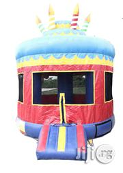 Cake House Bouncing Castle For RENT | Toys for sale in Abuja (FCT) State, Lugbe District