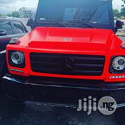 Mercedes-Benz G-Class 2017 Red | Cars for sale in Lagos State, Victoria Island