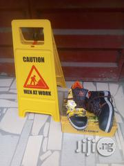 Safety Rocklander Boot & Caution Sign | Safety Equipment for sale in Kwara State, Asa