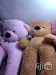 Giant Teddy Bear, 5.2ft Pink, Caramel | Toys for sale in Lagos State, Ikeja