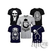 Party Freaks Tshirt 5-In-1 Bundle - Multicolour | Clothing for sale in Lagos State, Ikeja
