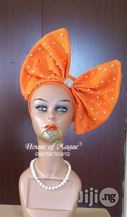 Autogele Turban Caps Asooke | Clothing Accessories for sale in Lagos State, Lagos Mainland
